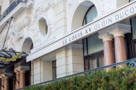 Le Louis XV - Alain Ducasse