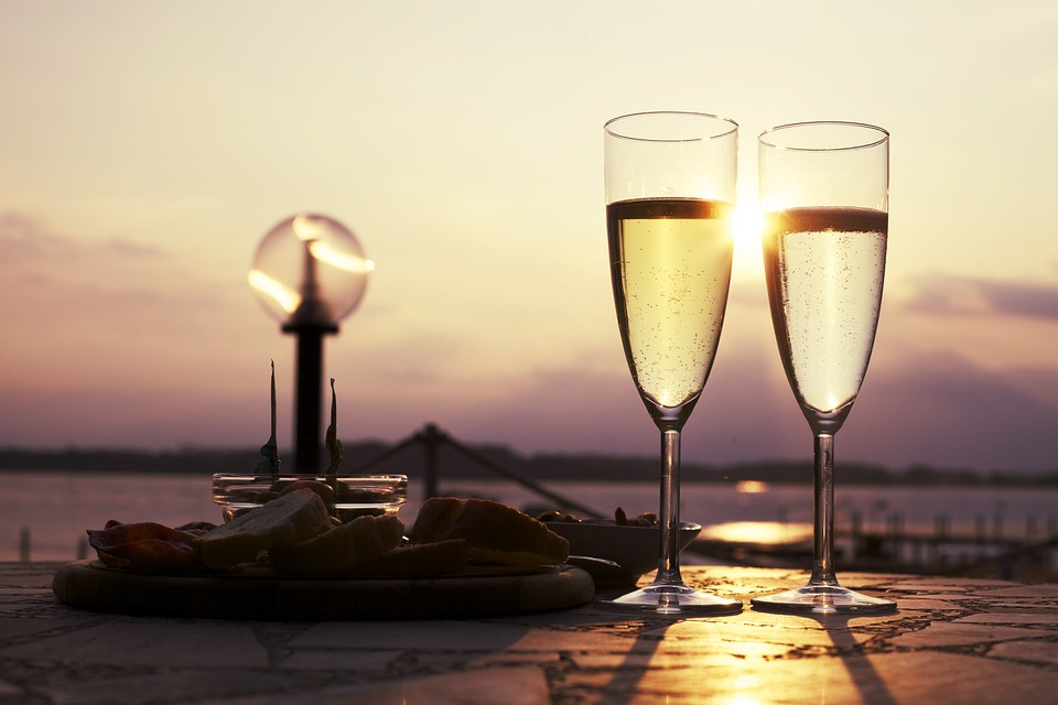 Prosek, Corea del Sud, Prosecco, spumante, champagne, vini locali, vino