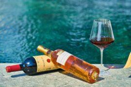 vino piscina