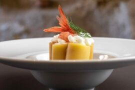 capra a mare, ricetta, associazione provinciale cuochi e pasticceri di Palermo, Salvatore Di Cristina