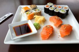 cucina orientale, cibo internazionale