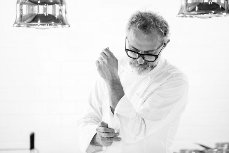 Massimo Bottura Gucci Osteria Tokyo