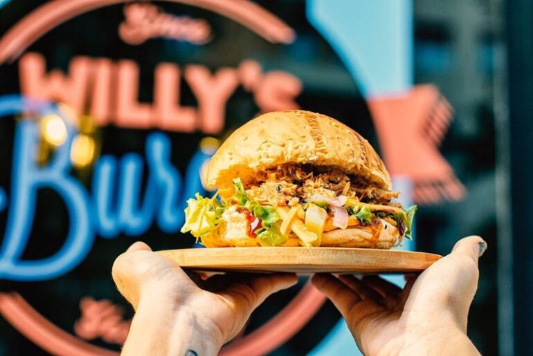 willy's burger