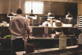 ambasciatori del gusto, dark kitchen, zona arancione
