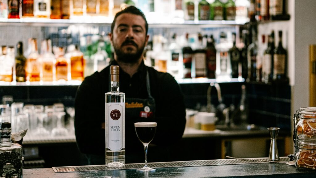 Mr Wolfe Time, cocktail, Antonio Laselva