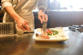 trend della ristorazione, zona gialla