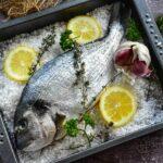pesce. venerdì santo