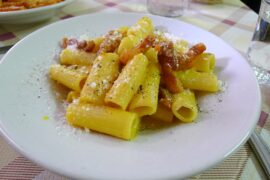 romanesco, carbonara day, carbonara