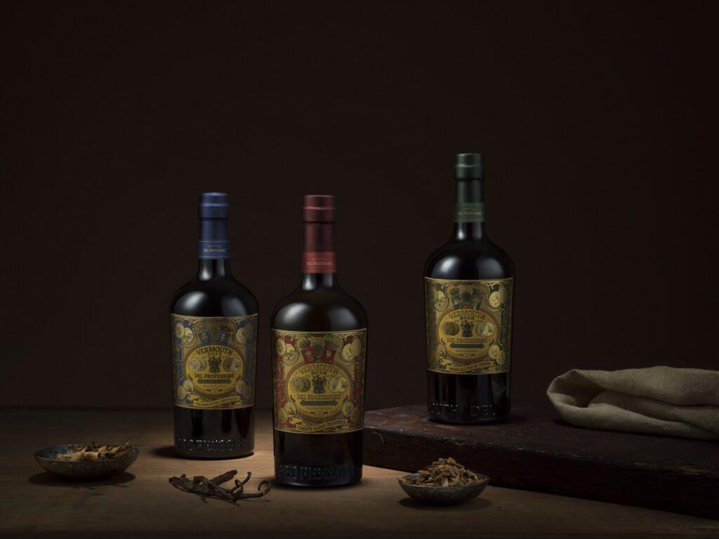 Vermouth Chinato Del Professore