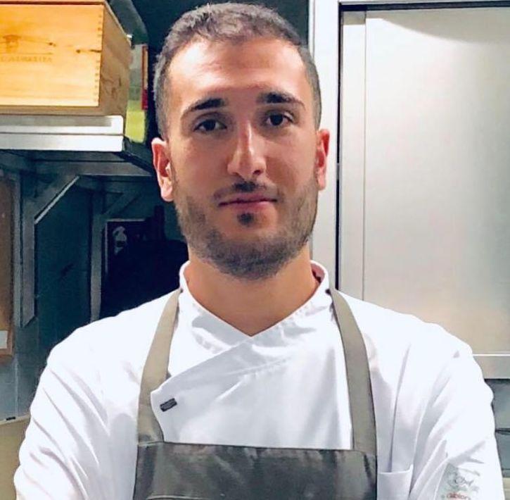 Riccardo Raccuglia chef