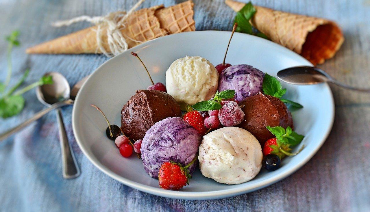 gelato, gusti